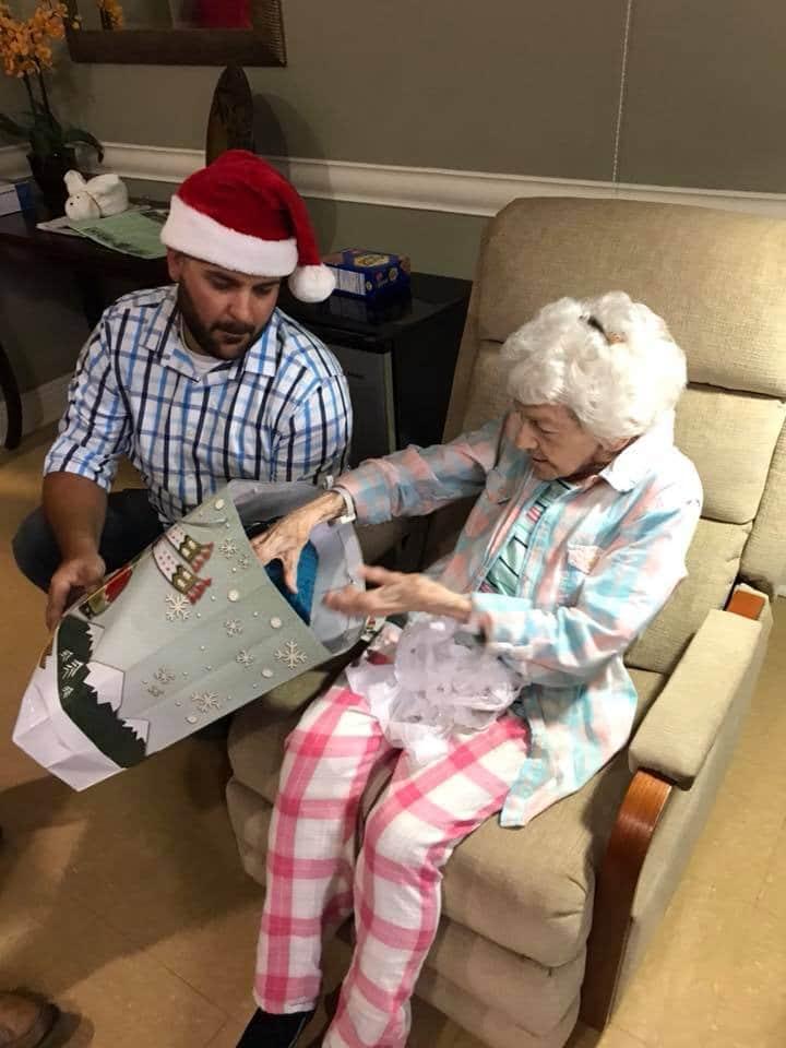 Christmas Seniors